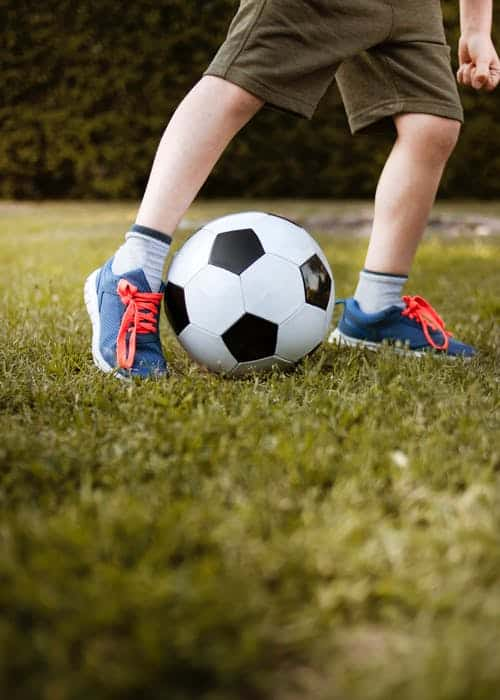 Observation And Details About Sportswear Like Soccer Shoes