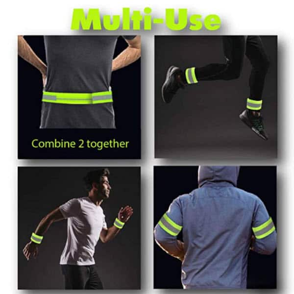 Waistband And Safe Band Are Ideal For Fitness Freaks